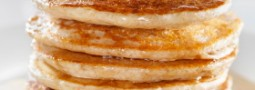 Scotch Pancakes – with an Indian twist